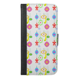 Holiday Decorations iPhone 6 Plus Wallet Case