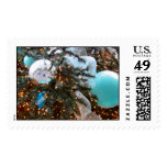 Holiday Decorations Postage Stamps
