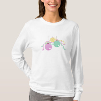 Holiday Decorations with Ribbons T-Shirt