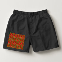 Holiday Decorative Squares Boxers