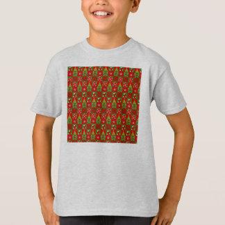 Holiday Decorative Squares T-Shirt