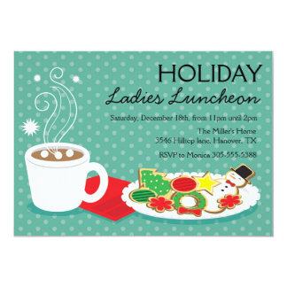 Holiday Dinner Party Invitation