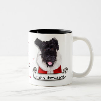Holiday Dog Mug