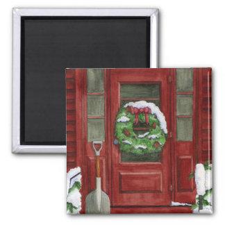 Holiday Door Magnet