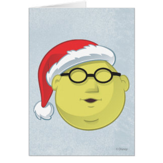 Holiday Dr. Bunsen Honeydew 2 Card