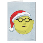 Holiday Dr. Bunsen Honeydew 2 Greeting Card