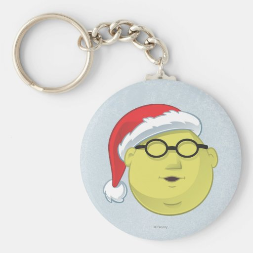 Holiday Dr. Bunsen Honeydew 2 Key Chains