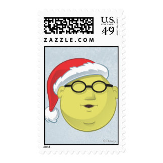 Holiday Dr. Bunsen Honeydew 2 Postage Stamps