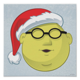 Holiday Dr. Bunsen Honeydew 2 Print