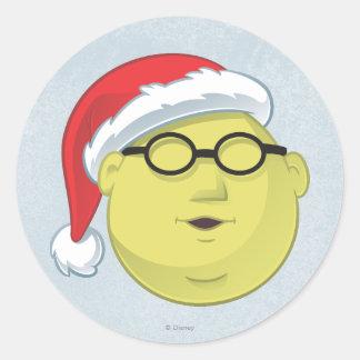 Holiday Dr. Bunsen Honeydew 2 Stickers