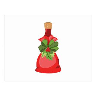 Holiday Drink Postcard