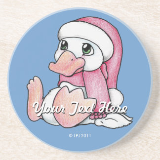 Holiday Ducky Coaster