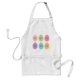 Holiday Easter Egg Apron Gift
