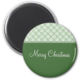 Holiday Effervescence Christmas Magnet