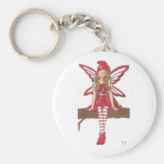 Holiday Fairy Key Chains