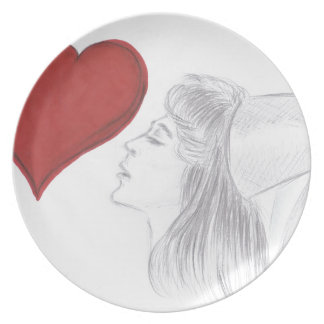 Holiday Fairy Plate