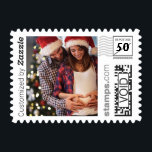 "Holiday Family Photo PhotoStamp by Stamps.com<br><div class=""desc"">Add a special touch to your holiday cards this year with custom postage. Add a holiday family photo and send it off for all your friends to see!</div>"