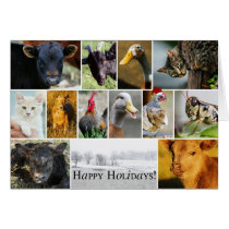 Holiday FARM Card