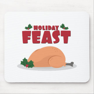 Holiday Feast Mouse Pad