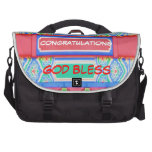 HOLIDAY Festival Fever : Wisdom Text Commuter Bags
