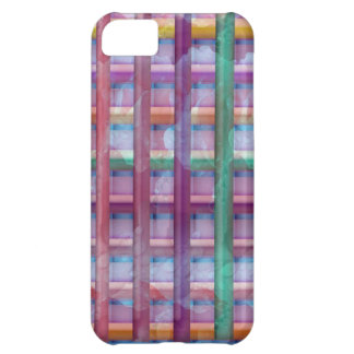 Holiday Fever : Illuminated Colorful Flourscent Ro iPhone 5C Cases