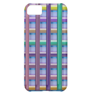 Holiday Fever : Illuminated Colorful Flourscent Ro Cover For iPhone 5C