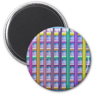 Holiday Fever : Illuminated Colorful Flourscent Ro Magnet