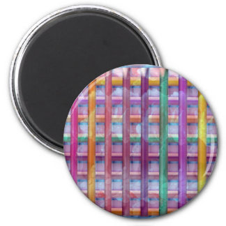 Holiday Fever : Illuminated Colorful Flourscent Ro Refrigerator Magnets