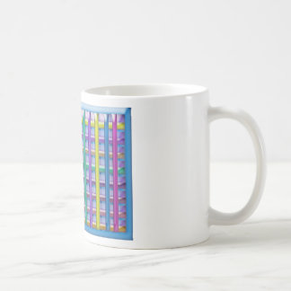 Holiday Fever : Illuminated Colorful Flourscent Ro Coffee Mugs