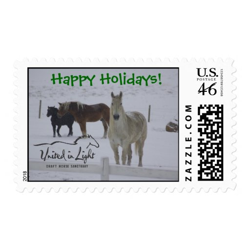 Holiday First Class Stamp