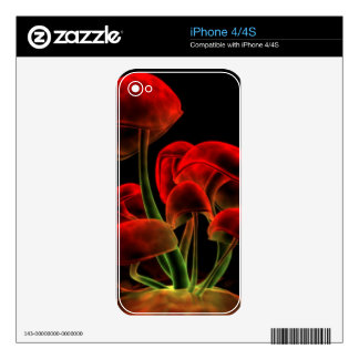 holiday flower 2016 skin for the iPhone 4