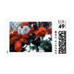 Holiday Flowers Postage