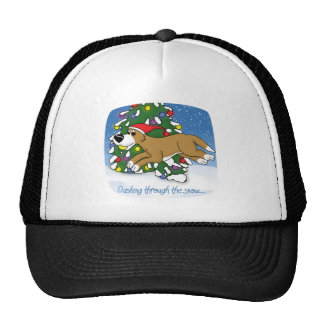 Holiday Flyball Hats