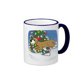 Holiday Flyball Mug