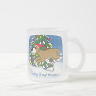 Holiday Flyball Mugs