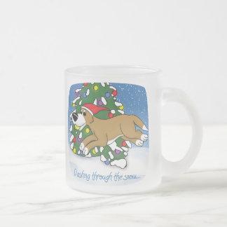 Holiday Flyball Mugs