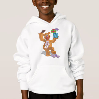Holiday Fozzie the Bear 2 Hoodie