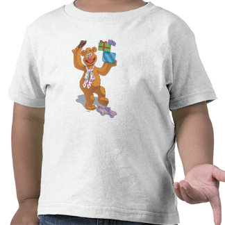 Holiday Fozzie the Bear 2 T-shirt