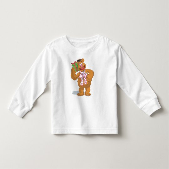 Holiday Fozzie the Bear Toddler T-shirt