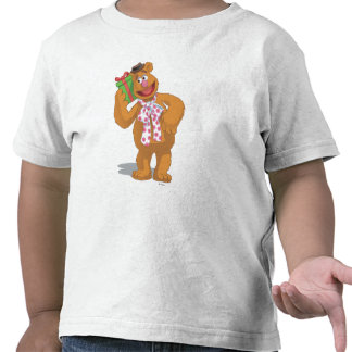 Holiday Fozzie the Bear T-shirts