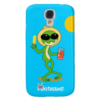 Holiday Frog HTC Vivid Cases