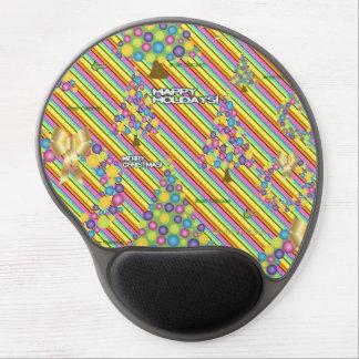 Holiday Fun Gel Mousepads