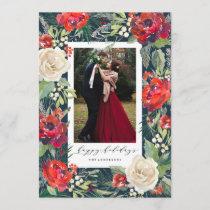 Holiday Garden Photo Card