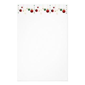 Holiday Garland Stationery