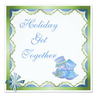 Holiday Get Together Invitations & Announcements | Zazzle
