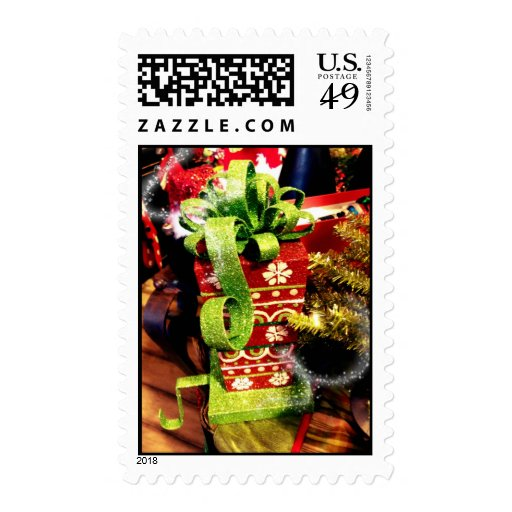 Holiday Gift Stamp