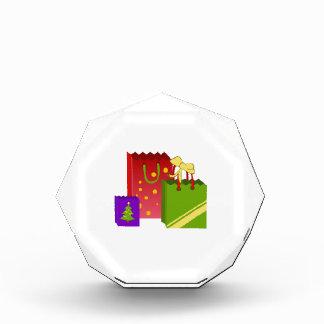 Holiday Gifts Acrylic Award