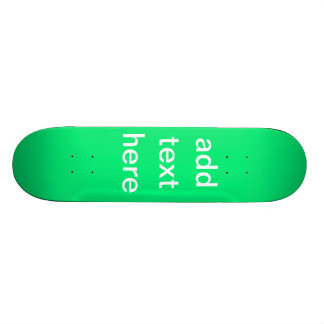 Holiday Gifts Create Your Own Skateboard