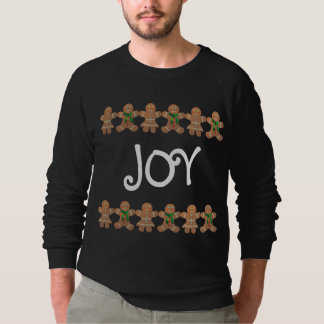 Holiday Gingerbread Cookies Sweatshirt