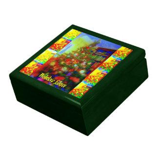 Holiday Glow Keepsake Box